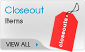 Click to Shop Closeout Items
