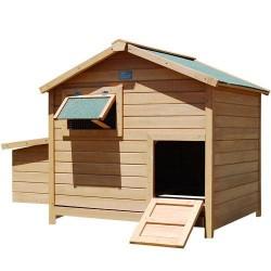 i.Pet Deluxe Roomy Chicken Coop