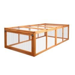 i.Pet Rabbit Hutch Chicken Coop