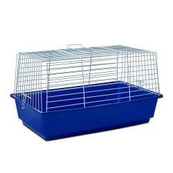 i.Pet Rabbit Cage - Blue