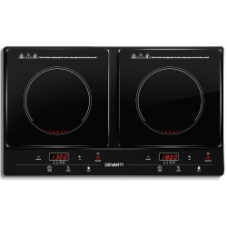 Induction Cooktop Portable Cooker Ceramic Cook Top Electric Hob Kitchen