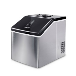 3.2L Portable Ice Cube Maker Cold Commercial Machine Stainless Steel