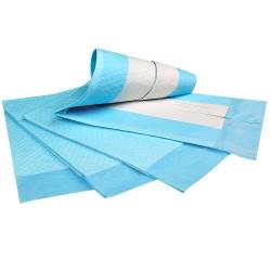 100 Piece Absorbent Pet Toilet Training Pads - Blue