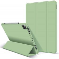 iPad Pro 11 Inch 2020 Soft Tpu Smart Premium Case Auto Sleep Wake Stand Cover Pencil holder Green