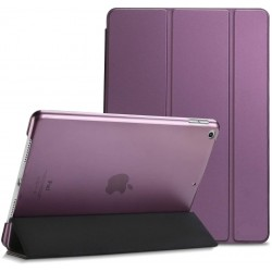 IPad 10.2 2019 7th  Slim Smart Case Cover Purple