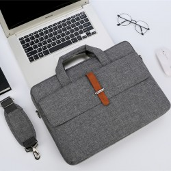 15 Inch Laptop Bag Sleeve Case for 15.6 inch MacBook Pro ZenBook, ThinkPad, Yoga, Dell Inspiron ETC