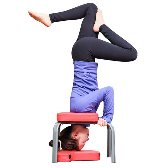 Yoga chair Fitness Headstand Bench Yoga Headstand Accessory Bench
