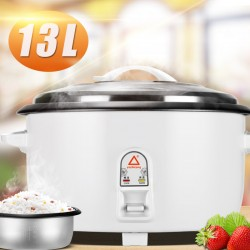 5.6L Restaurant Commercial Rice Cooker Hotel  Non-Stick Automatic Insulation