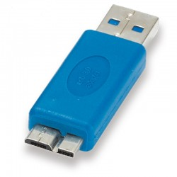 USB 3.0 A Male port to USB3.0 Micro B Male Converter adapter