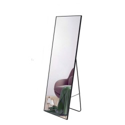 30x120CM Framed Slim Design Full Body Mirror Wall Mounted Bedroom Living Make Up