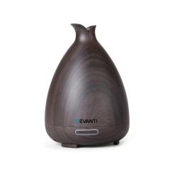 Aroma Diffuser Air Humidifier Dark Wood Grain 120ml