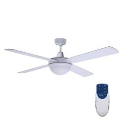 """52"""" Ceiling Fan - White"""