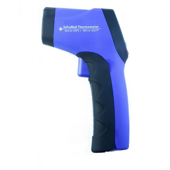 Digitalk Professional New Model Infrared Thermometer (EI-IR802)