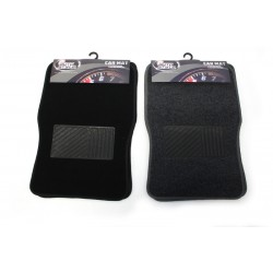 Car Mats 4pc 2 Asst Traditional