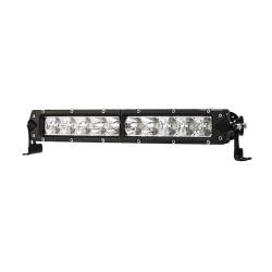 Single Row 12inch Osram LED Light Bar Spot Flood Offroad 4WD Reverse Slim 10inch 15inch