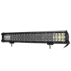 20inch CREE LED Work Driving Light Bar Spot Flood Combo Offroad Truck 4x4WD