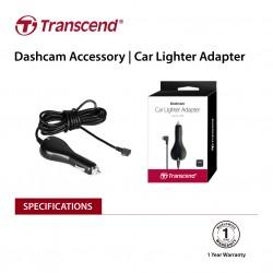TRANSCEND TS-DPL2  Car Lighter Adapter for DrivePro, Micro-B (For DP230 / DP130 / DP110)