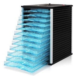 Commercial Food Dehydrator with 12 Trays