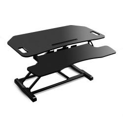 Artiss Height Adjustable Standing Computer Laptop Desk Riser