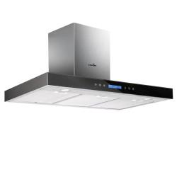 Stainless Steel Kitchen Rangehood - Inox