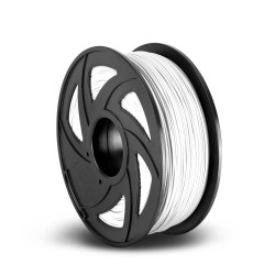 3D Printer Filament PLA 1.75mm 1kg per Roll White