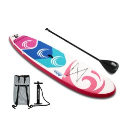 Weisshorn 10FT Stand Up Paddle Board Inflatable SUP Surfborads 15CM Thick