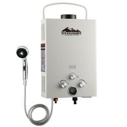 Outdoor Gas Water Heater