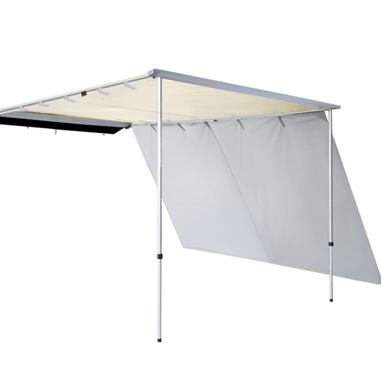 Weisshorn Car Shade Awning 2.5 X 3M W/ Extension 3 X 2M