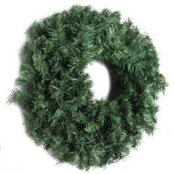 Jingle Jollys 60cm Christmas Wreath - Green