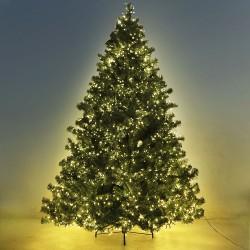 Jingle Jollys 7FT Christmas Tree with LED Lights - Warm White