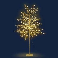 Jingle Jollys 1.5M 305 LED Blossom Tree Christmas Warm White