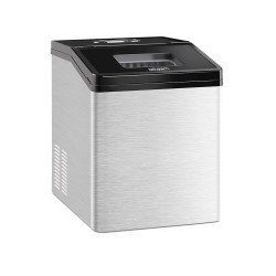 Commercial 3KG Ice Maker - Stainless Steel