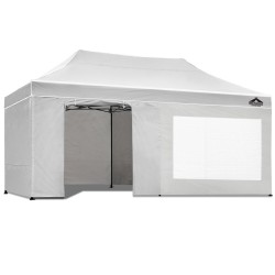 Instahut 3x6m Outdoor Gazebo - White
