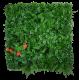 Mixed Jungle Vertical Garden UV Stabilised 1m X 1m