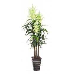 Artificial Sisal (Flowering Dracaena) Plant Multiple Heads 185cm