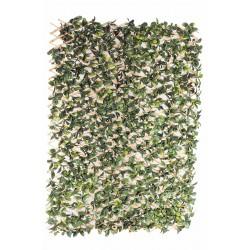 Laurel Hedge Extendable Light Timber Trellis / Screen 2 Meter By 1 Meter UV Stabilised