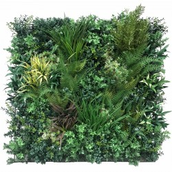 UV Stabilized Autumn Greenery Select Range Vertical Garden 90cm X 90cm