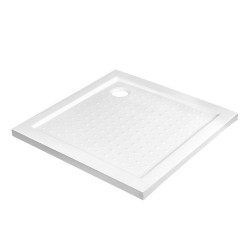 Cefito Shower Base Over Tray Acrylic ABS Square 900x900mm White