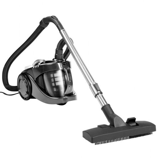 Bagless Cyclone Cyclonic Vacuum Cleaner - Black