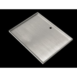 Stainless Steel BBQ Grill Hot Plate 42.5 X 32CM Premium 304 Grade