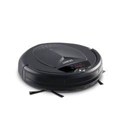 4 Mode Robotic Vacuum Cleaner - Charcoal