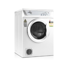 6kg Clothes Tumble Dryer White