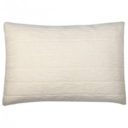 2pcs Cotton Cover Shredded Foam Pillow Queen size