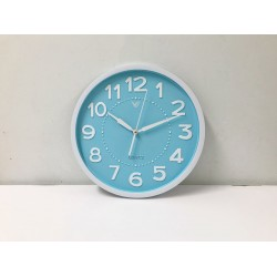 3Dnumber Home Style 12'' Plastic Wall Clock