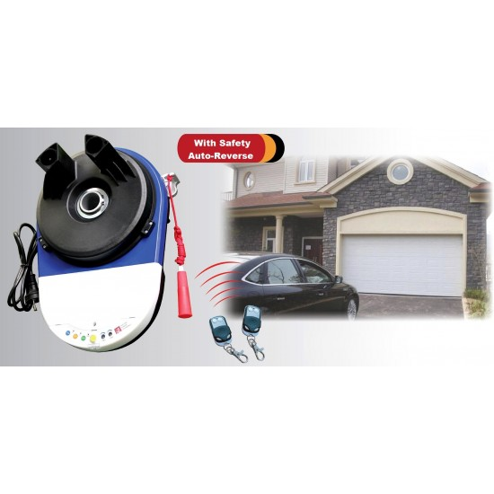 Automatic Garage Roller Door Motor - 500N Max