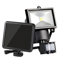 COB LED Solar Powered Sensor Lights