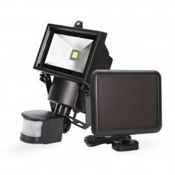 COB LED Solar Sensor Light Outdoor Security Floodlights Garden Motion