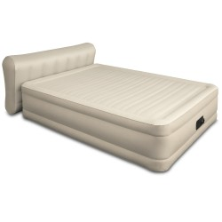 Bestway Queen Air Bed Inflatable Home Blow Up Mattress Built-in Pump