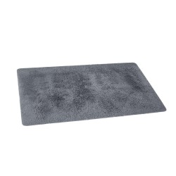 Artiss 140x200cm Ultra Soft Shaggy Rug Large Floor Carpet Anti-slip Area Rugs Grey