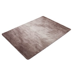 Artiss 160x230cm Luxury Shaggy Rug Gradual Color Anti-slip Carpet Sand